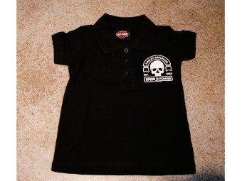 Kid´s H-D Shirt - Skull Speed and Power