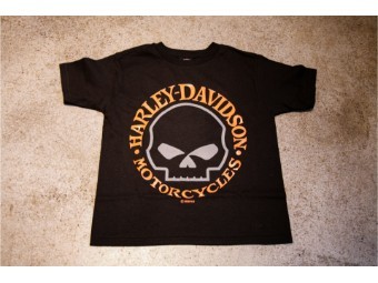 Willie G Skull T-Shirt