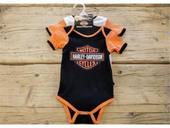 Twin Pack Rib Bodysuits