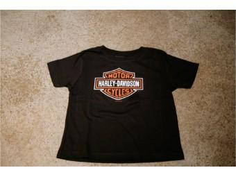 HD Kid´s T Shirt Bar and Shield Classic