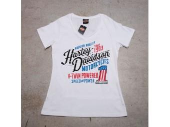 HD Ladies T-Shirt - Allstar Colors