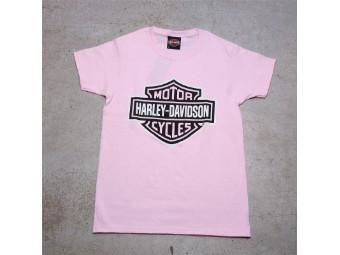 HD Ladies T-Shirt - Pink B&S
