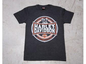 HD T-Shirt - Iron Badge