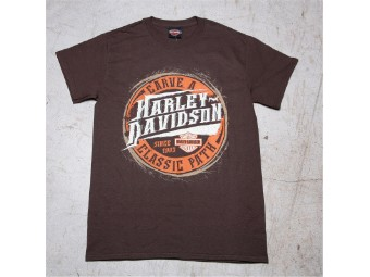 HD T-Shirt - Carved