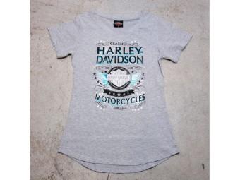 HD Ladies T-Shirt - Flashy