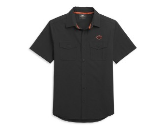 Men's Performance Shirt with Wicking