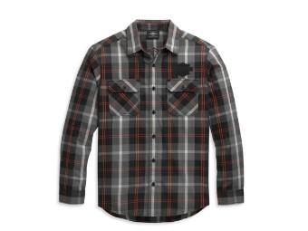 Men's Bar & Shield Logo Shirt
