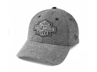 Men's 9TWENTY Felt Applique Bar & Shield Adjustable Baseball Cap