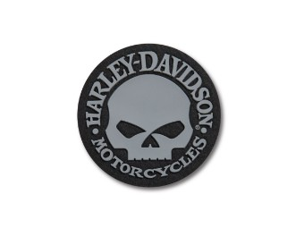 Skull Logo Iron-on Patch