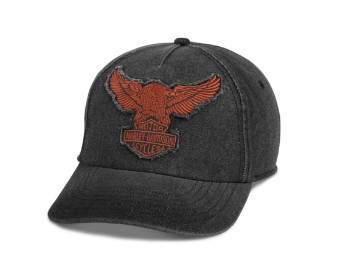 Men's Winged Eagle Baseball Cap