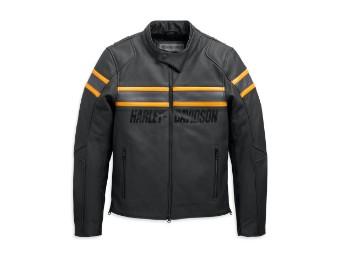 Sidari Leather Jacket