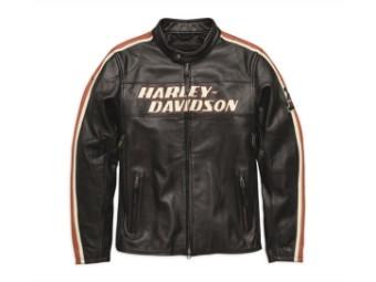 Torque Leather Jacket