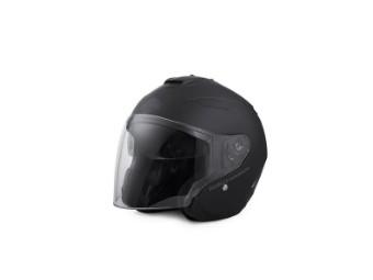 Maywood H27 3/4-Helm mit austauschbarem Sonnenschutzvisier für Herren
