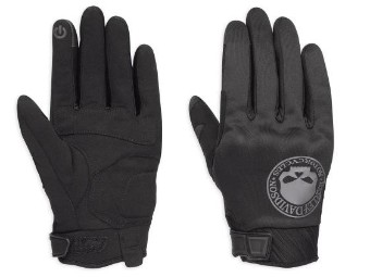 Handschuh Softschell CE - Skull