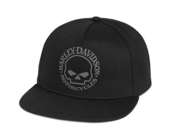 Men´s Willie G Skull Baseball Cap