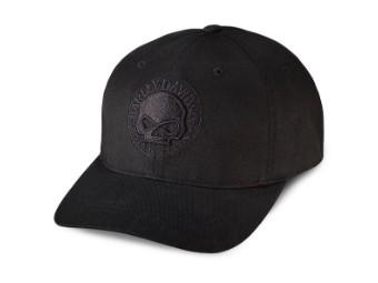 Skull Stretch Cap für Herren