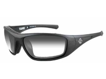 HD Tank LA, Light Adjusting Grey lens / Matte Black frame