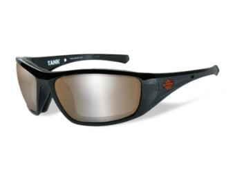 HD TANK LA, Light Adjusting Cooper Lens / Gloss Black frame