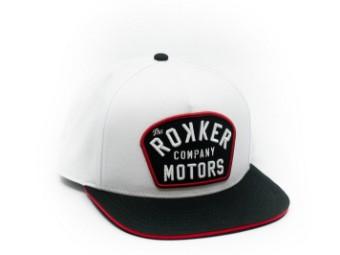 ROKKER Motors Patch Snapback