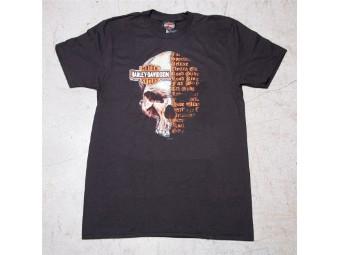 HD T-Shirt - Split Skull