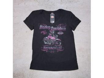 HD Ladies T-Shirt - Hitch