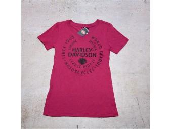 HD Ladies T-Shirt - Fetching