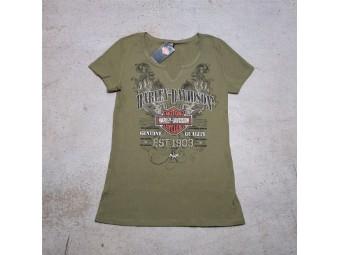 HD Ladies T-Shirt - Scrappy