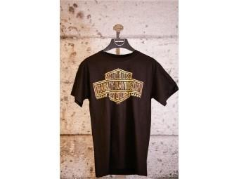 HD T-Shirt - Bronzed