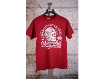 HD T-Shirt - Rusty Skull