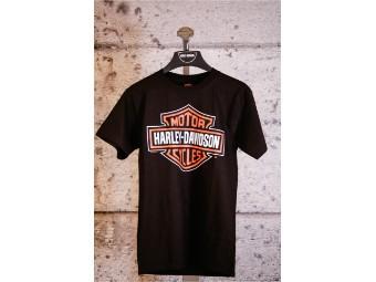 HD T-Shirt - Bar & Shield