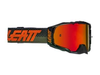Leatt Goggle Velocit 6.5 Iriz cactus Red 28%
