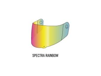 X-SPIRIT III 3D VISOR SPECTRA RAINBOW