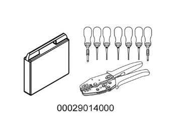 Kabelstecker-Entriegelerkit