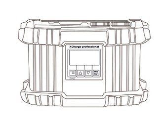 Batterieladegerät US