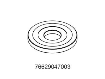 Deckel für Kurbelwellen-Pressvorrichtung
