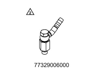 Öldruckadapter