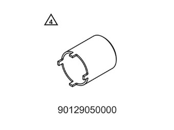 Nutmutternschlüssel