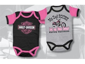 Girl Twin Pack Rib Bodysuits