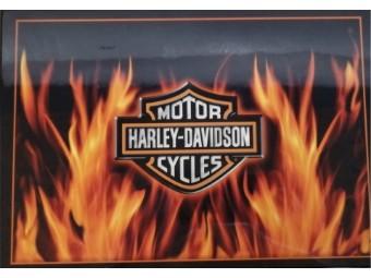HD Flame 200 Poker Chip set