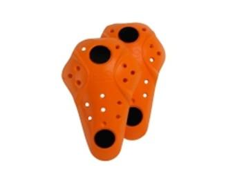 Rokker-D30-Knieprotektoren mit Klett