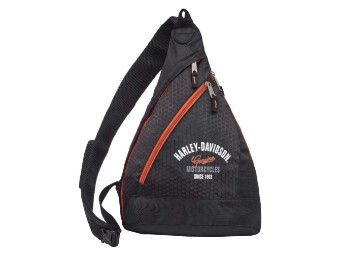 Backpacks Travel Sling Rust/Black