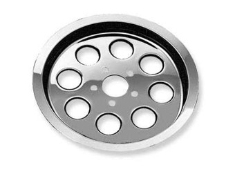 CHROME 70 TOOTH SPROCKET COVER