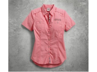SHIRT-VENTED,PERFORMANCE,RED