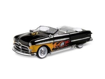 COL-1:24,1950 FORD STREET ROD
