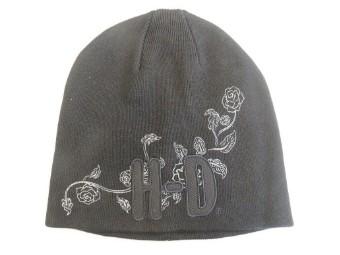 HAT-ROSES,KNT,BLK
