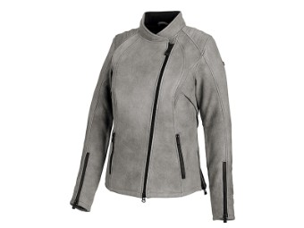 JACKET-CITIFIED,PPE,LTHR,GRY