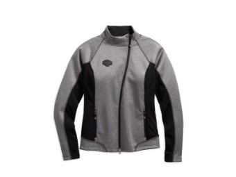 JKT-OUT,MID,SOFT SHELL,GRY