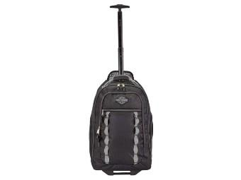 Wheeling Backpack Black