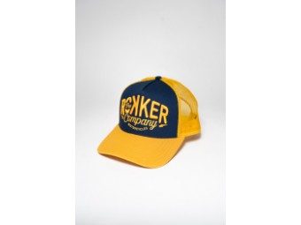Motorcycles & CO.Trukker Navy/Yellow
