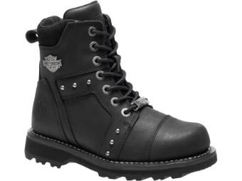 """RR-Oakleigh/BLK Boot 8"""""""
